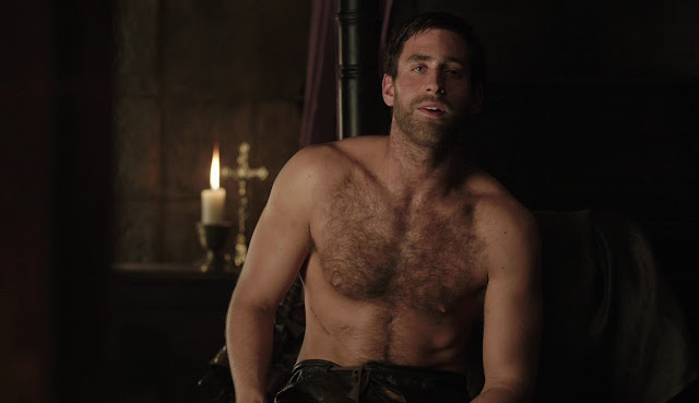 Shirtless Men On The Blog Oliver Jackson Cohen Shirtless