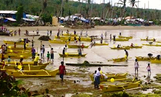 Yellow Boats of Hope