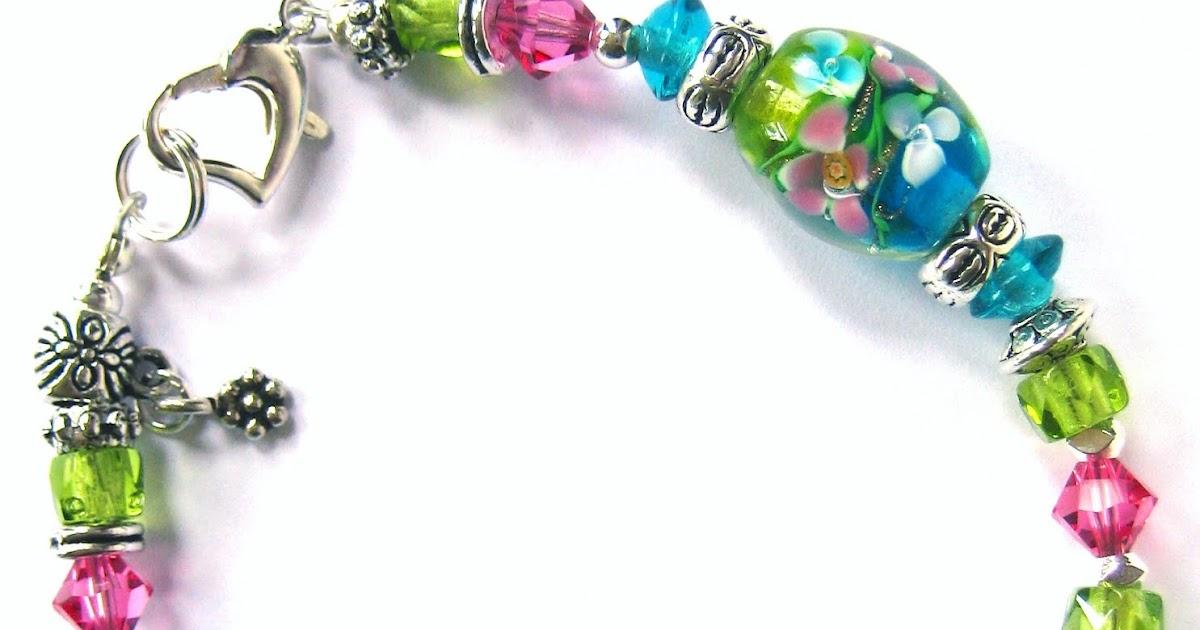 Bracelets Jewelry Bracelet Jewelry Swarovski Glass Bead