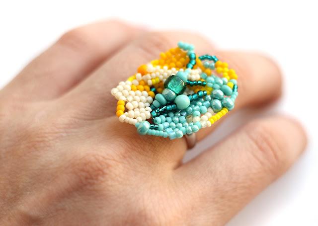 купить яркие необычные кольца безразмерные бижутерия купить подарок девушке на день