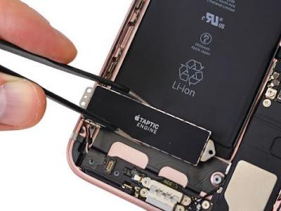 Tháo rời Apple iPhone 7 Plus