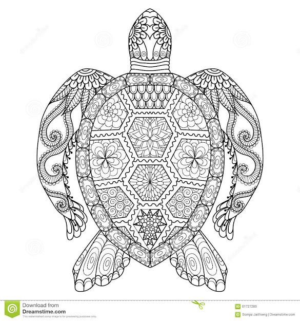 How To Draw Franklin The Turtle Coloring Pages Batch
