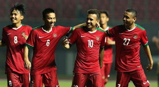 Bantai Brunei 8-0, Indonesia Lolos ke Semifinal Piala AFF U-18 2017