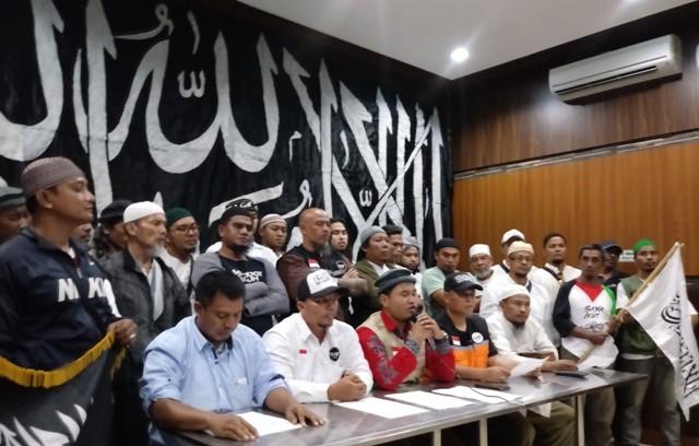 Ada Forum Pembela Kalimat Tauhid di Bali yang Kecam Pembakaran Bendera
