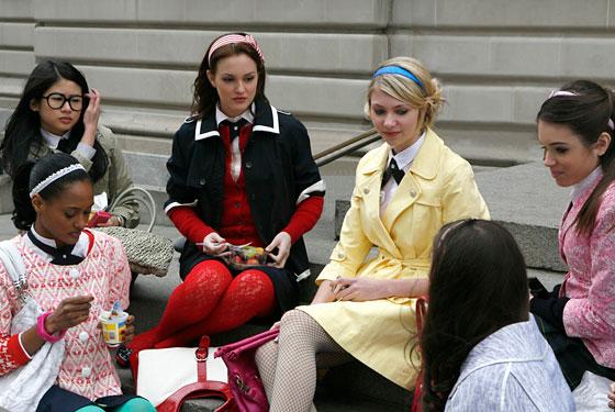 lieux de tournage de Gossip Girl à New York
