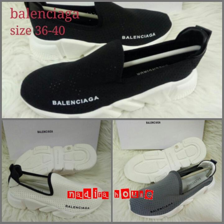 Nadira House: Sepatu Balenciaga