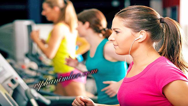 Egzersiz yapmak - viphanimlar.com