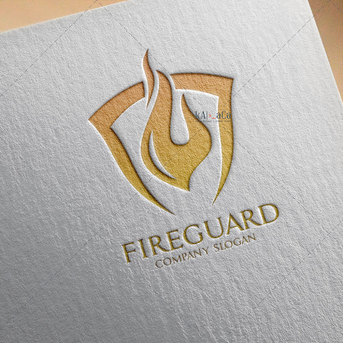 Fire Guard Logo Template
