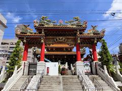 關帝廟(横浜中華街)