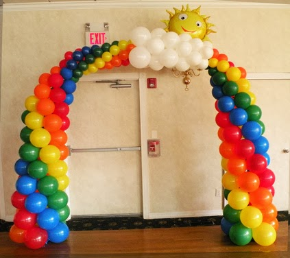 Welcome to linda ikeji 39 s blog balloon decoration training for Balloon decoration course