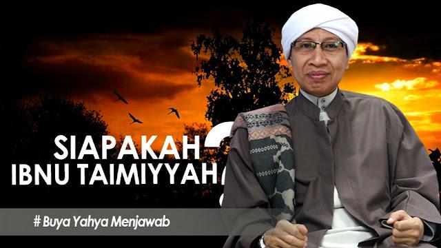 Buya Yahya Menolak Syi'ah Rafidhoh Disesatkan dan Sebut Syaikhul Islam Ibnu Taimiyah Sesat dan Menyesatkan