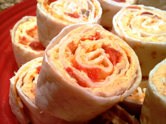 Queso Roll Ups