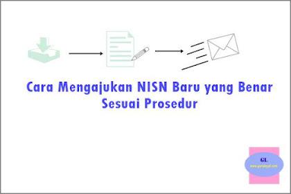 Prosedur Pengajuan NISN Baru yang Benar