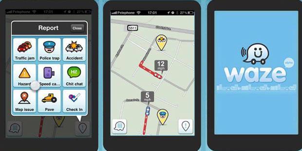 Sistem operasi yang sudah cocok dengan aplikasi Waze antara lain: iOS (iPhone/iPad), Android, Windows Mobile, Symbian serta BlackBerry.