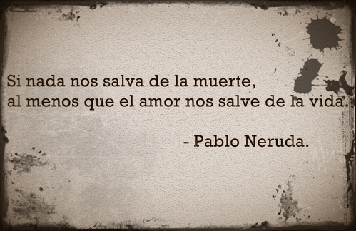 Pablo Neruda Poema Xx