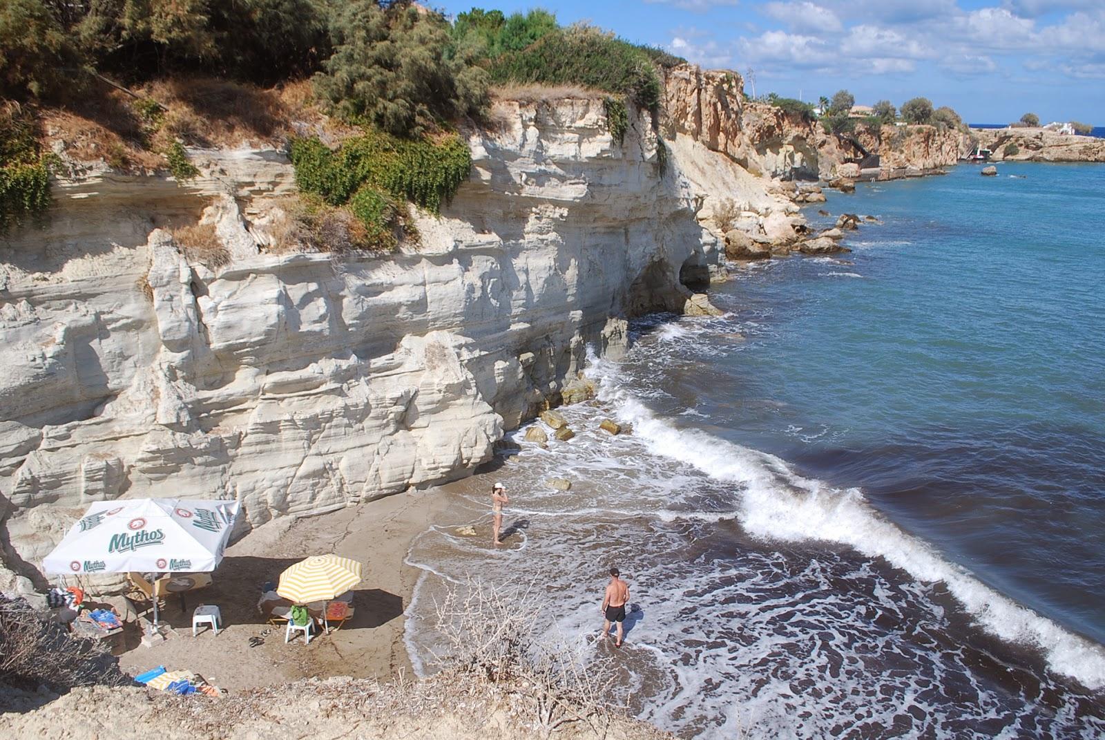 Пляжи Херсонисоса, Крит, Греция. Crete, Greece.