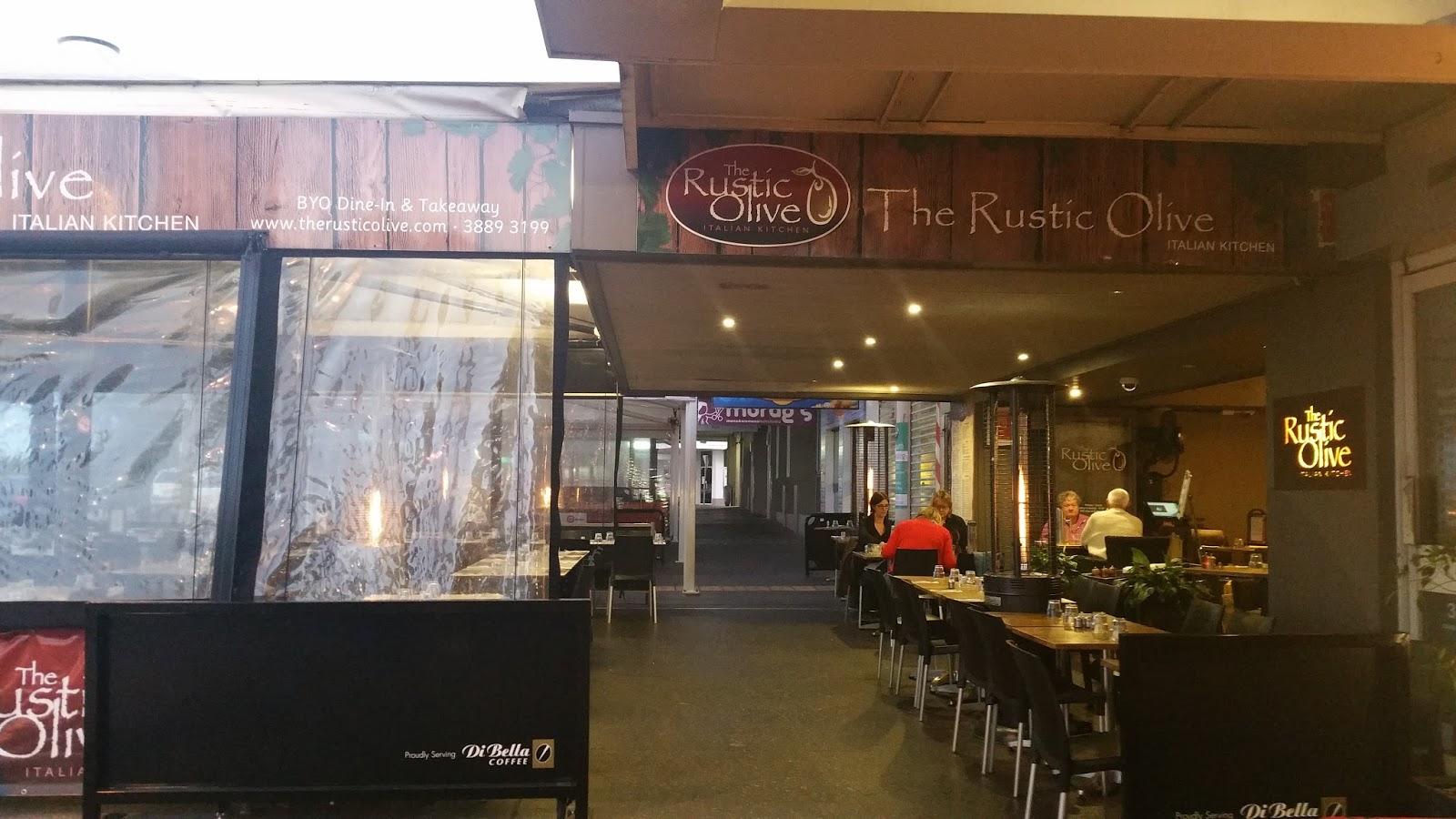 espresso & matcha: rustic olive - redcliffe