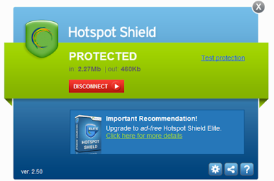 Hotspot Shield Gratis Patch