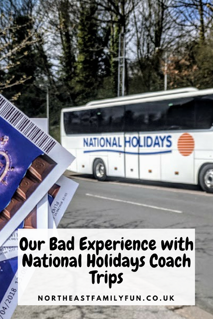 Our National Holidays Coach Trip with Kids | The Good, the Bad & the Ugly