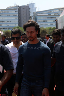 Tiger Shroff Launches Mumbai International Motor Show 2017 015.JPG