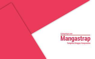 Mangastrap - Template Anime Blogger Responsive