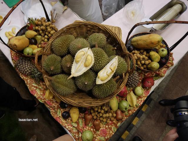 D24 Durians
