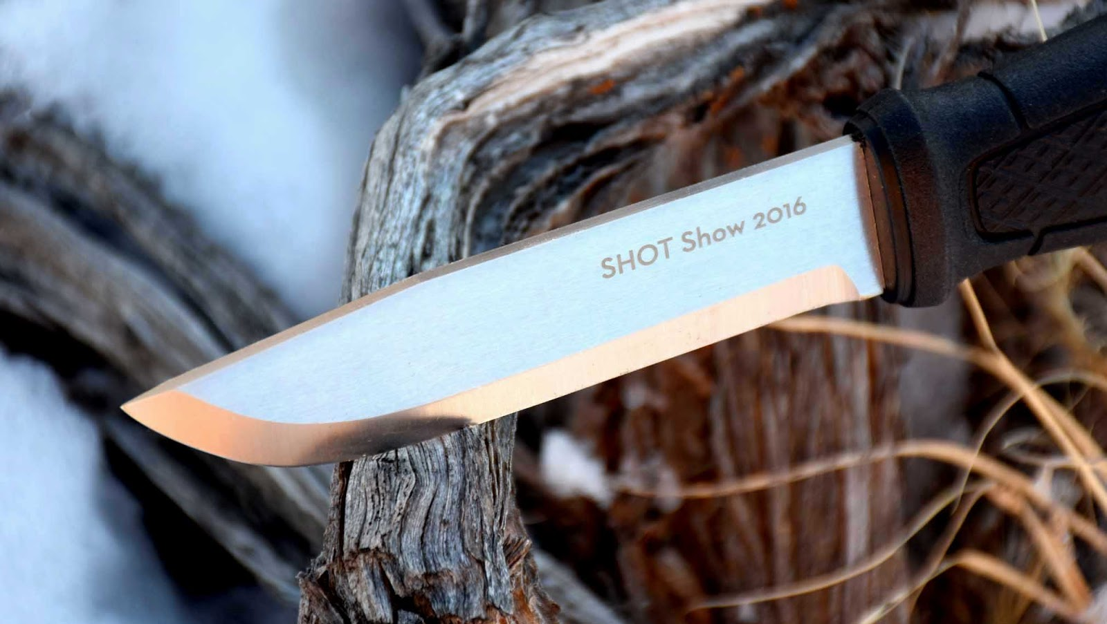 Rocky mountain bushcraft shot show 2014 first impression review -  Photo Credit Rocky Mountain Bushcraft 2016