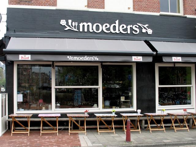 Jantar holandês em Amsterdã