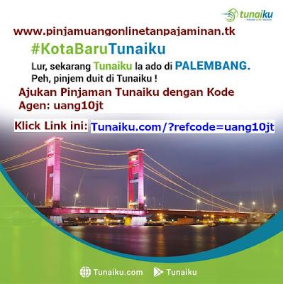 Dimana Tempat Pinjam uang Tanpa Jaminan di wilayah Palembang?