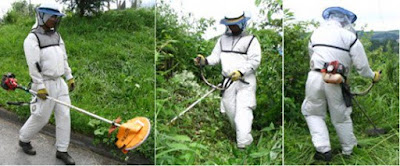 Kuchofuku Air-Conditioned Beekeeper Suit