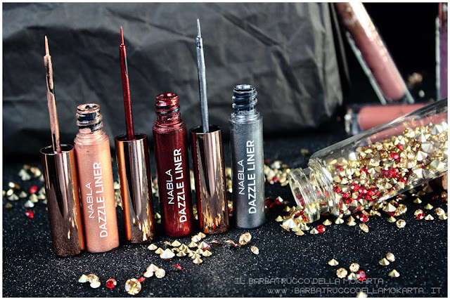 cruel jewel comet industrial nabla holiday collection