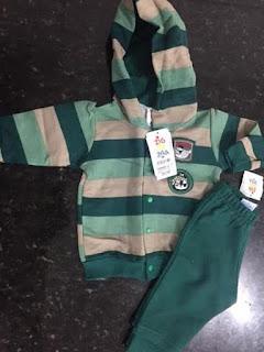 Atacado de roupas multimarcas infantil