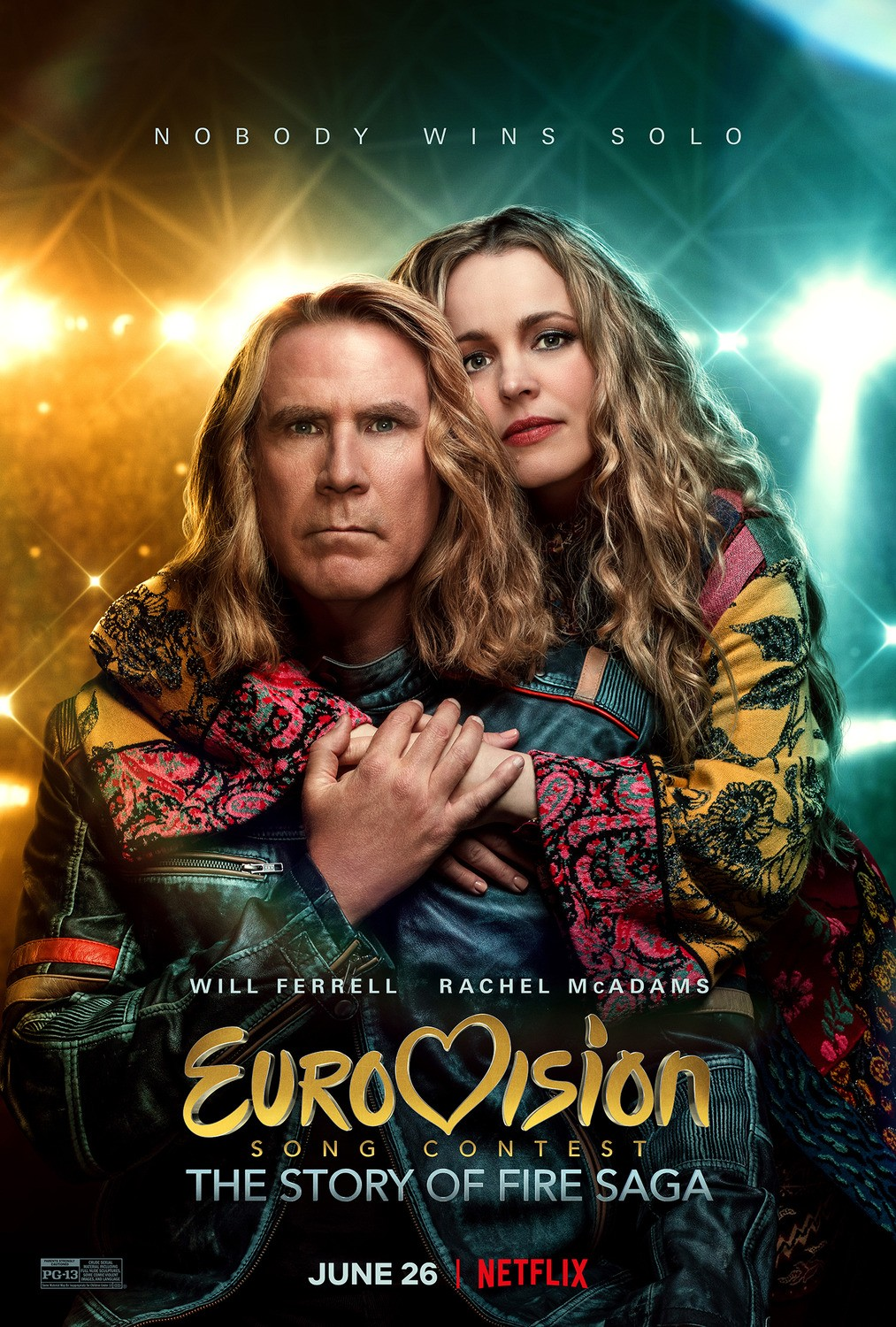 Eurovision Song Contest: The Story Of Fire Saga [HDRip] [Streaming] [Telecharger]