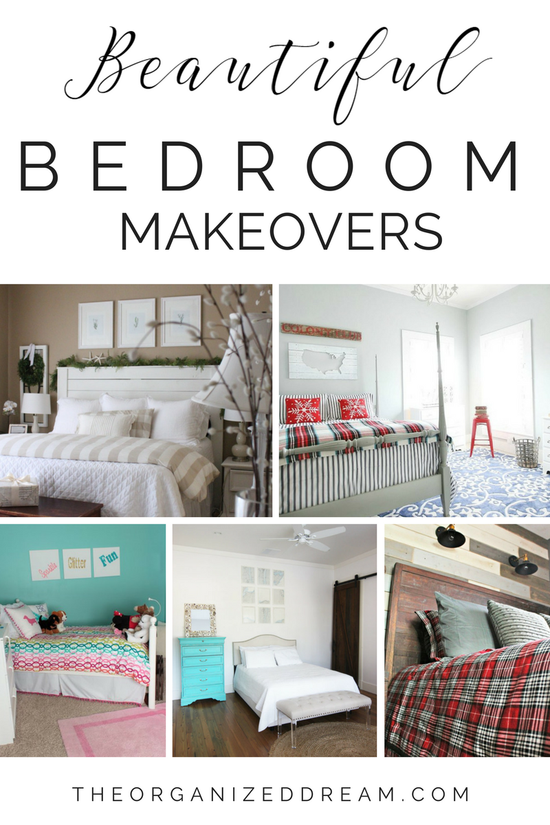bedroom makeovers and merry monday 139 the organized dream
