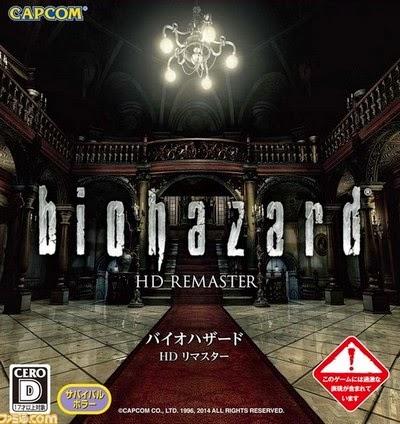 Resident Evil HD Remaster - Codex [Iso] Full Free