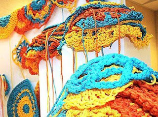 History Of Crochet And Yarn Bombing