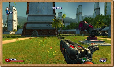 Serious Sam 2 Free Download PC Games