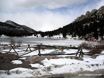 Visit Estes Park Colorado Winter In April