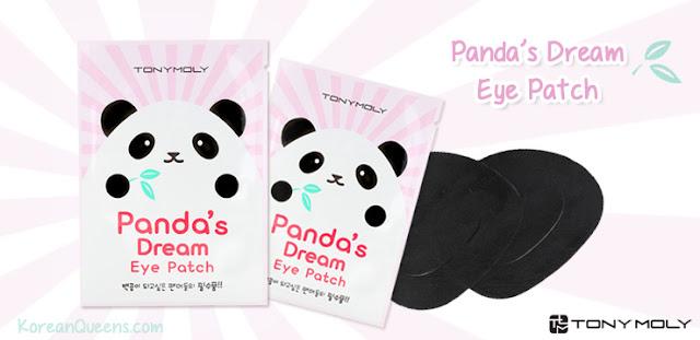 Patchs pour les yeux Panda's Dream - Tony Moly