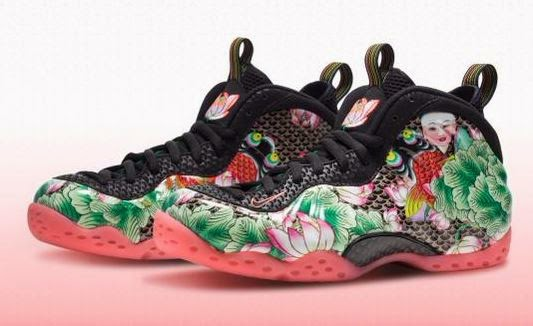 9842e11177e2 Nike Air Foamposite One Chinese New Year Sneaker (Detailed Images + Release  Date)