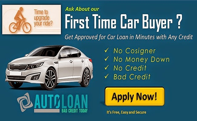 First Time Car Buyers Loan