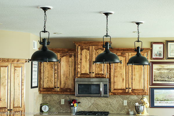 Industrial Pendant Light Fixtures
