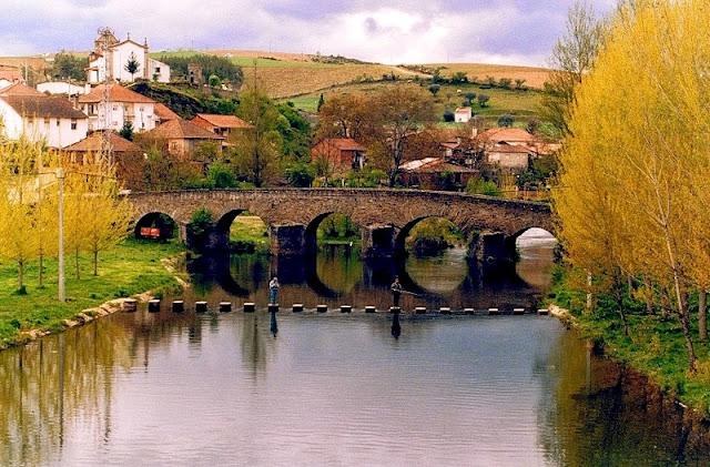 Ponte Romana de Gimonde em Bragança
