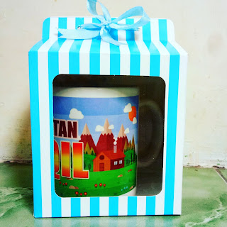 MUG PRINTING PACKING PAPER BOX