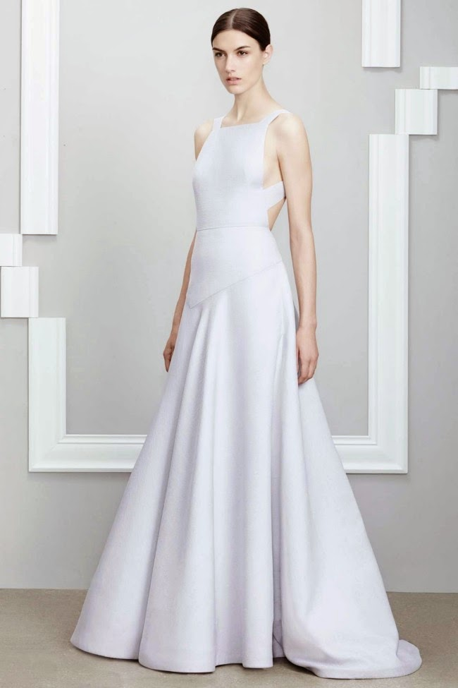 Fashion - Jason Wu Evening gowns - Best of Resort 2015