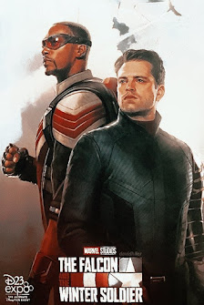 Serie: The falcon and The Winter Soldier
