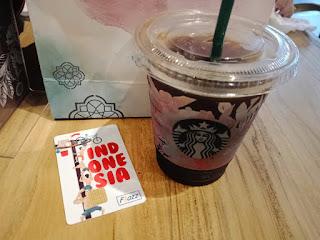 Promo Starbucks dengan Flazz BCA di Stasiun MRT Cipete Raya