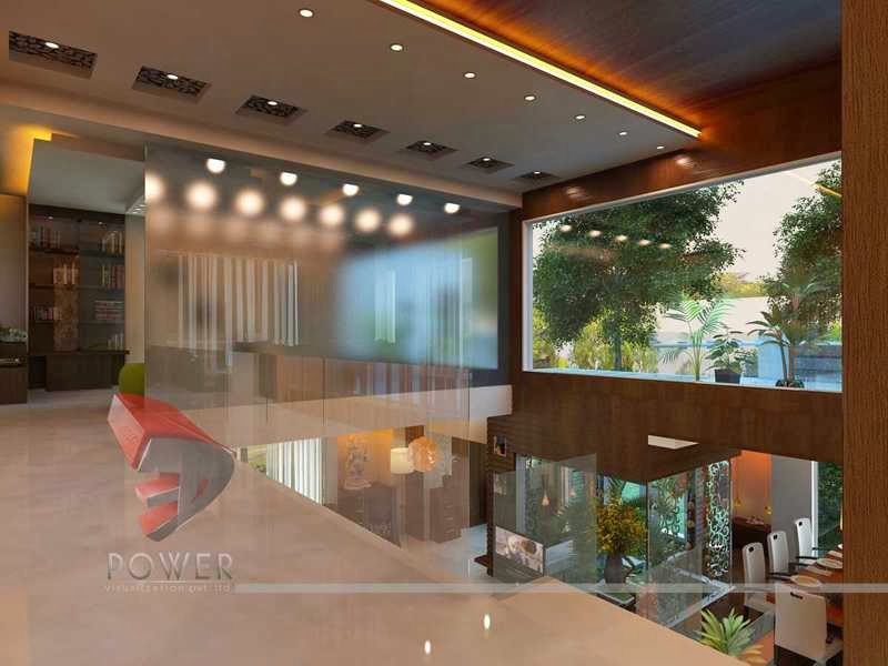 Home Interior Design Ideas: House 3D Interior Exterior Design Rendering