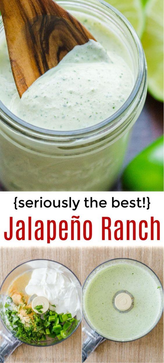 Jalapeño Ranch Recipe
