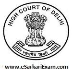 Delhi High Court Judicial Service Exam